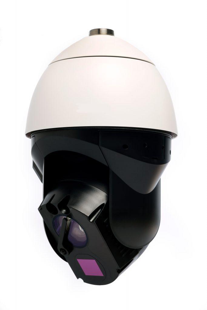 Modern pan tilt and zoom CCTV